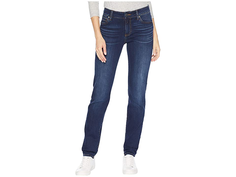 KUT from the Kloth Dianna Skinny Jeans in Edify (Edify/Dark Stone Base Wash) Women
