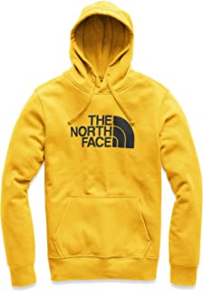 the north face yellow hoodie