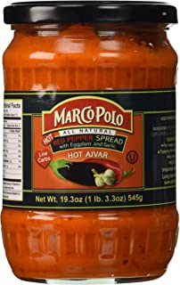 Ajvar Hot (marco polo) 19.3oz
