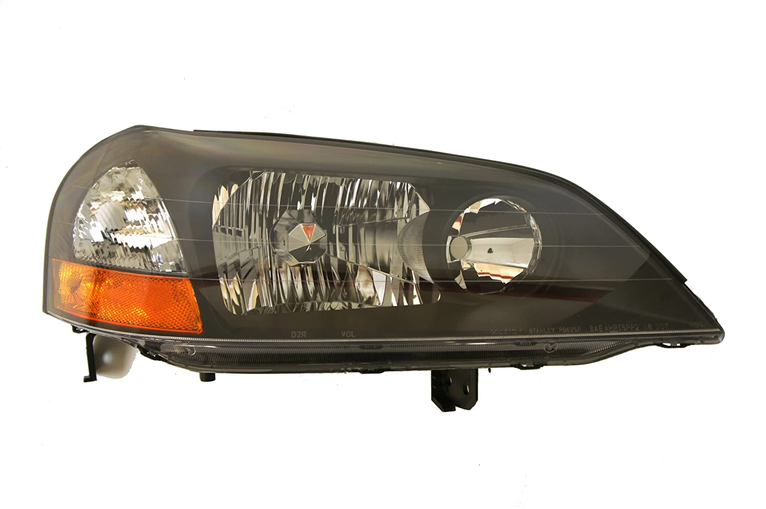 Genuine Acura 3.2CL Passenger Side Headlight Assembly Composite (Partslink Number AC2503116) - 33101-S3M-A12 kmwxfkyqtz9178