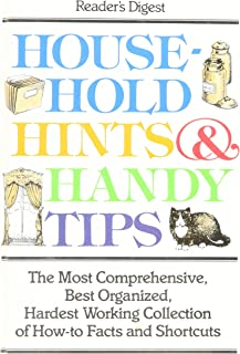 household hints and handy tips reader's digest