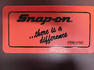 Snap-On 41 Piece Metric Tap and Die Set, Part#TDM-117A