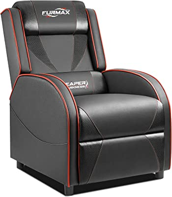 Amazon.com: Homall Gaming Recliner Chair Single Living Room ...