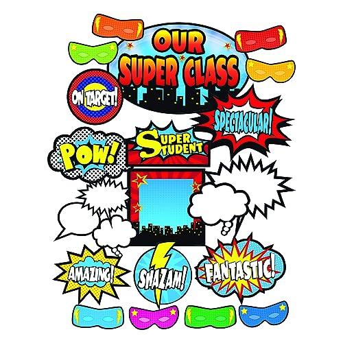 Superhero Decorations For Classroom Amazon Com