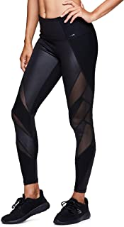 Active Women's Workout Legging with Mesh