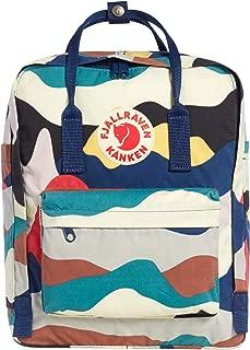 Kanken Art Special Edition Backpack for Everyday, Summer Landscape