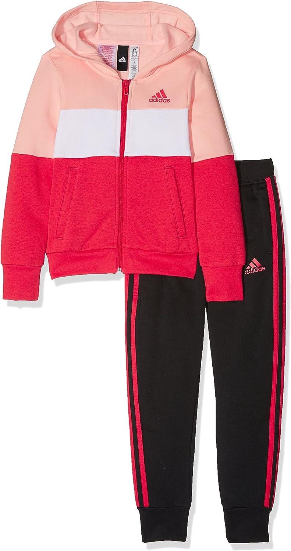 Adidas Mdchen Hood Cotton Trainingsanzug