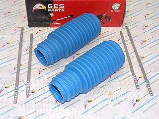 GES PARTS BMW E39 525i 528i 530i E52 Z8 2PCS Steering Rack Boots LH & RH 32131092876