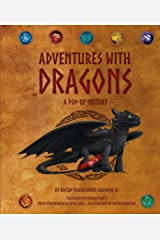 DreamWorks Dragons: Adventures with Dragons: A Pop-Up History (1) Hardcover