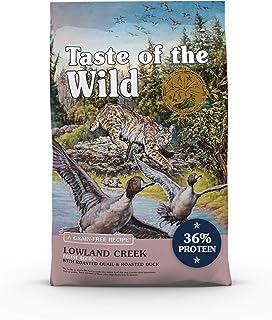 Taste of the Wild Lowland Creek Feline Recipe, Dry Cat Food, 6.35kg