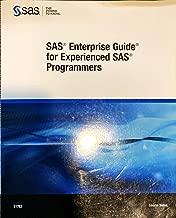 SAS Enterprise Guide for Experienced SAS Programmers Course Notes
