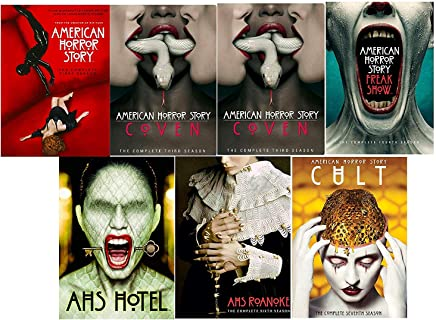 AMERICAN HORROR STORY: SEASONS 1-7
