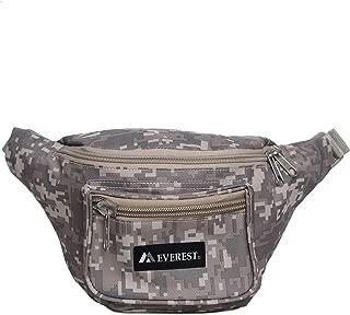 Everest Digital Camo Paquete de cintura grande