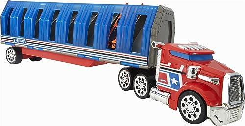 Hot Wheels - Camion transporteur Hot Wheels - Supermax Transporteur