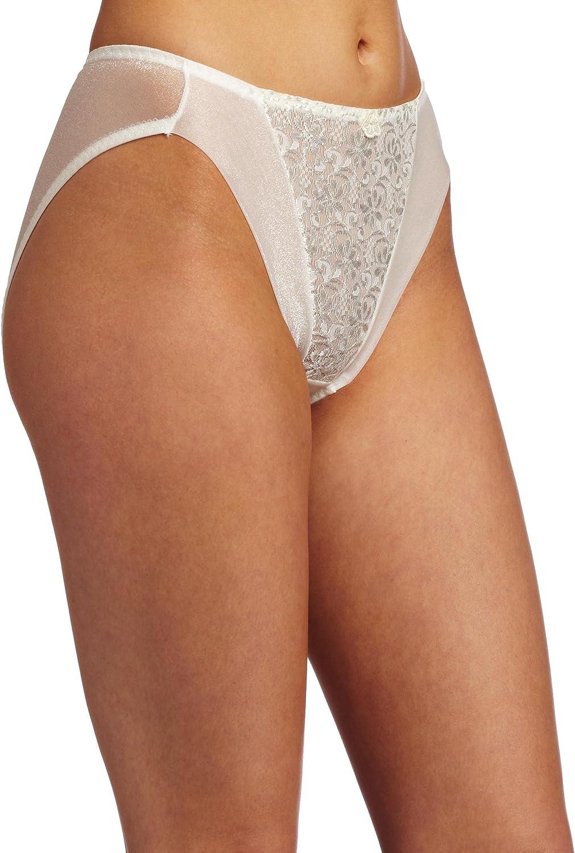Carnival Womens High Cut Tux Bikini Panty