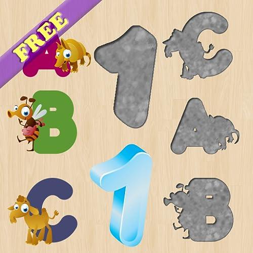 Puzzle di alfabeto per bambini e ragazzi GRATIS