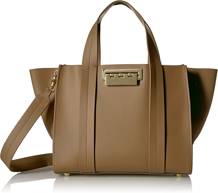 ZAC Zac Posen womens Eartha Iconic Small Shopper - Solid
