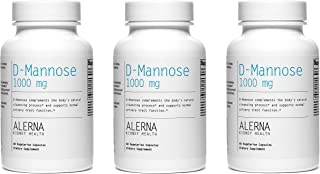Alerna Kidney Health: D-Mannose (1000mg) with Organic Rose Hips and Cranberry Concentrate to Support Normal Urinary Tract ...