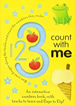 1 2 3 Count with Me (Trace-and-Flip Fun!) (Smart Kids Trace-and-flip)