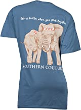 Southern Couture SC Classic Life is Better When You Stick Together Classic Fit Adult T-Shirt - Indigo
