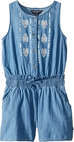 Pearl Romper (Little Kids)