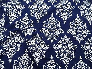 navy textured fabric
