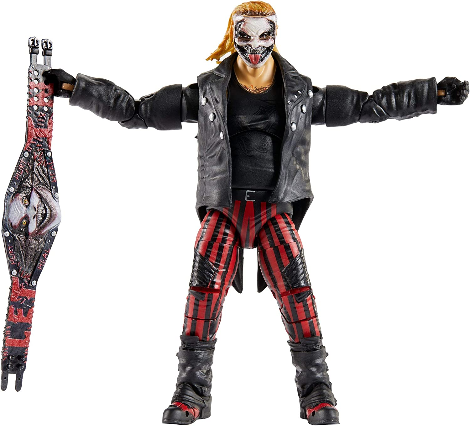 WWE Ultimate Edition Wave 7 The Fiend Bray Wyatt Action Figure 6 in with...