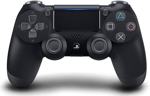 DualShock 4 Wireless Controller For PlayStation 4 Jet Black