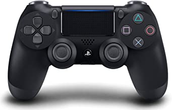 DualShock 4 Wireless Controller for PlayStation 4 - Jet...