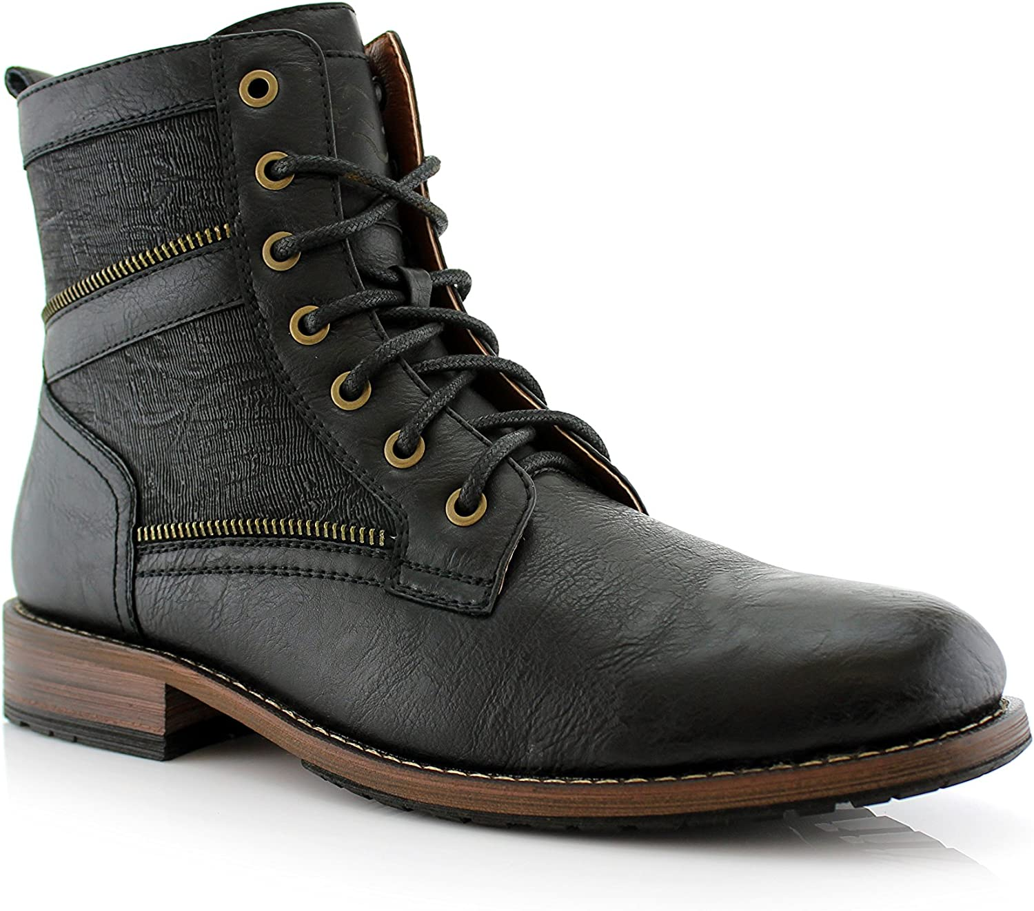Polar Fox Roy MPX808579 Stylish Men's Boots for Work or Casual Wear