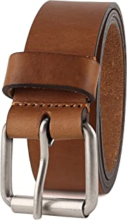 genuine leather belts made in usa