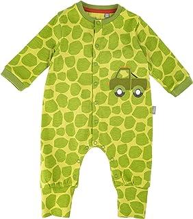 Sigikid Baby-Jungen Overall-Strampler-Schlafanzug Schlafstrampler