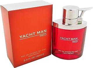 Yacht Man Red by Myrurgia for Men Eau de Toilette 100ml 192610