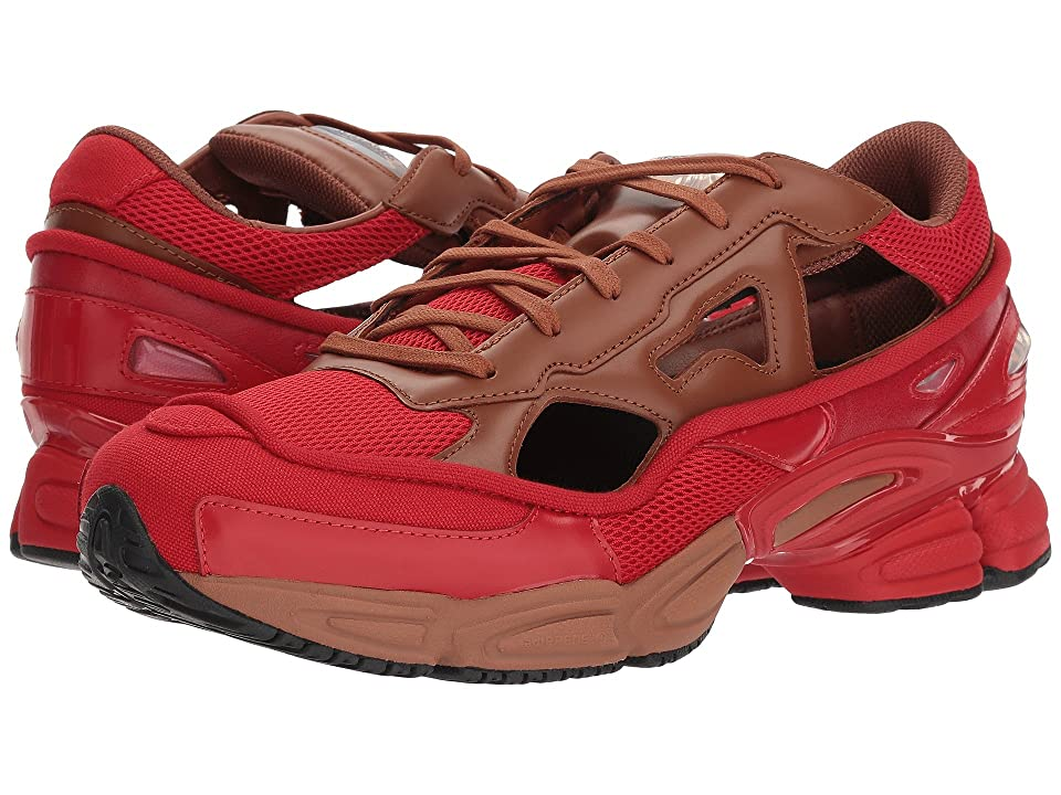 adidas by Raf Simons Raf Simons Replicant Ozweego (Scarlet/Dust Rust/Scarlet) Men