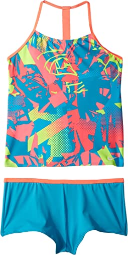 T-Back Tankini Set (Big Kids)