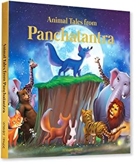 Animals Tales From Panchtantra: Timeless Stories for Children From Ancient India