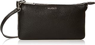 (Black) - HUGO Women's 50397593 Cross-Body Bag