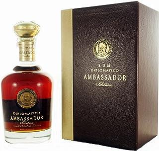 Ron Diplomatico AMBASSADOR in Edelholzkiste 0,7l