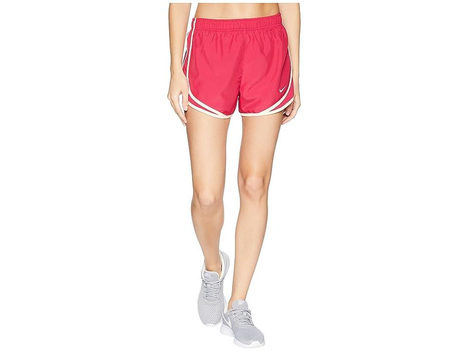 Nike Dry Tempo Short (Wild Cherry/Wild Cherry/Wolf Grey) Women