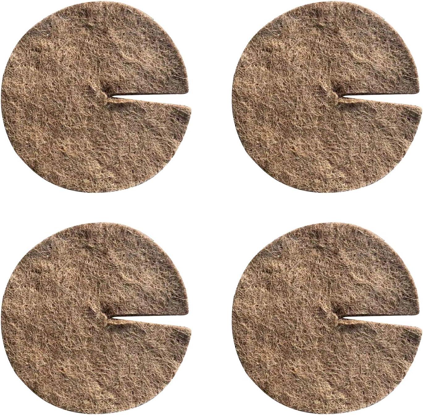 2Krmstr 4 PCS Coconut Fibers Tree Rings Daily Indefinitely bargain sale Protector 11. Plant Mat