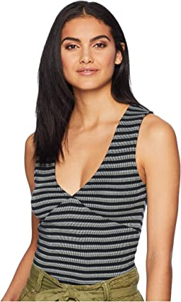 Calle Striped Tank Top