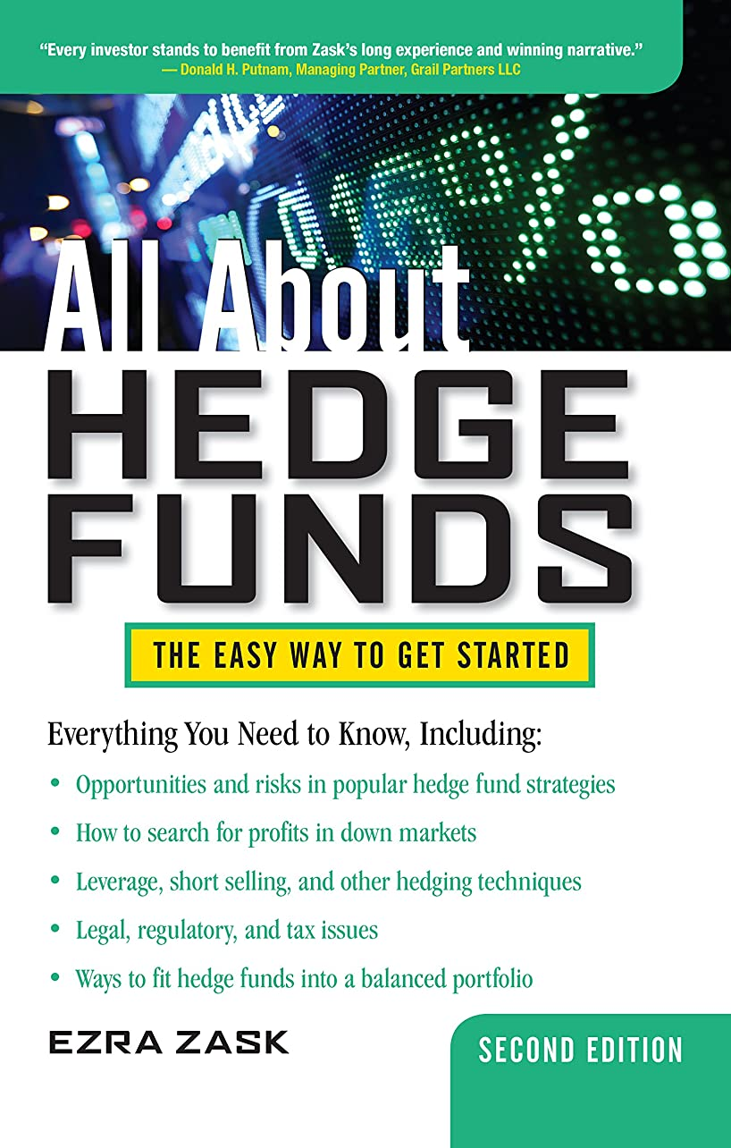 若者ファセットモニカAll About Hedge Funds, Fully Revised Second Edition (All About... (McGraw-Hill)) (English Edition)
