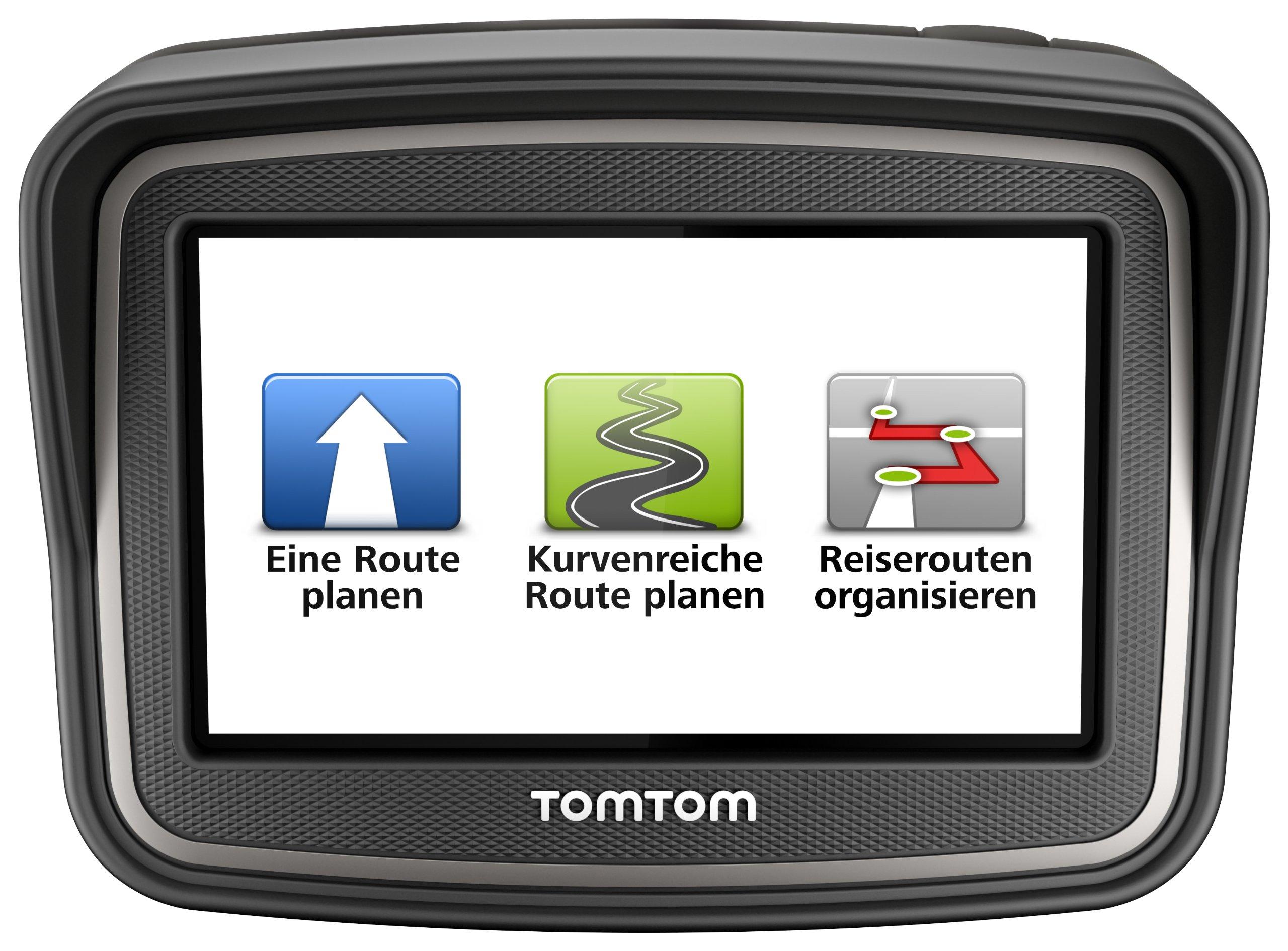 TOMTOM TomTom RIDER - Premium Kit - receptor GPS - motocicleta ...