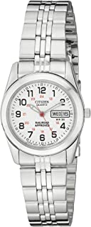 Citizen Women's EQ0510-58A Analog Display Japanese Quartz Silver Watch