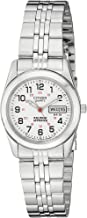 Citizen Women's Quartz Stainless Steel Watch with Day/Date, EQ0510-58A