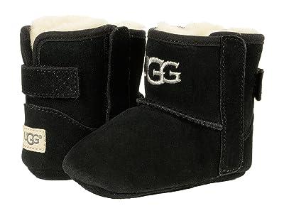 UGG Kids Jesse II (Infant/Toddler) (Black) Kids Shoes