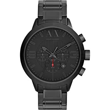Armani Exchange Men's AX1277 Black Watch