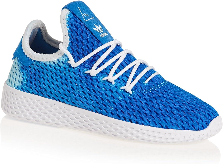 Adidas Pharrell Williams Tennis hu C Triple Weiß    Hat einen langen Ruf