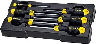 Stanley STMT1-74182 Module Screwdriver Set, Multi-Colour, Set of 6 Pieces