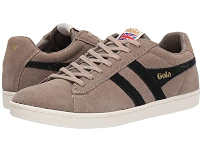 Gola Equipe Suede (Natural/Black) Men